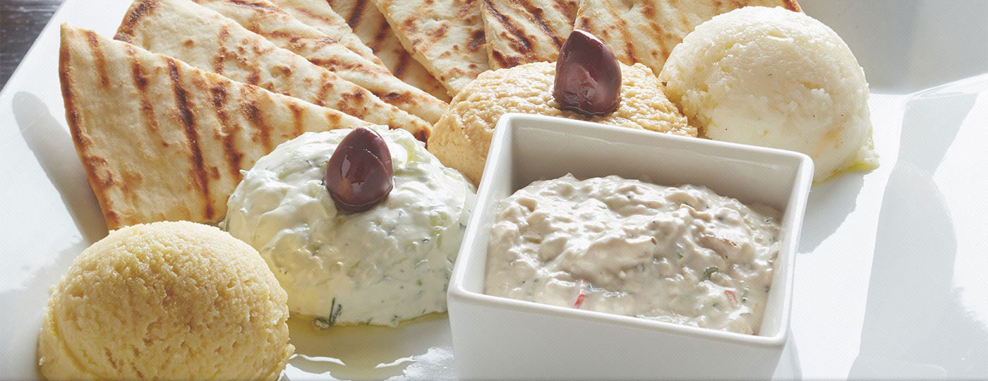 12 Islands Greek Taverna Cold Dips