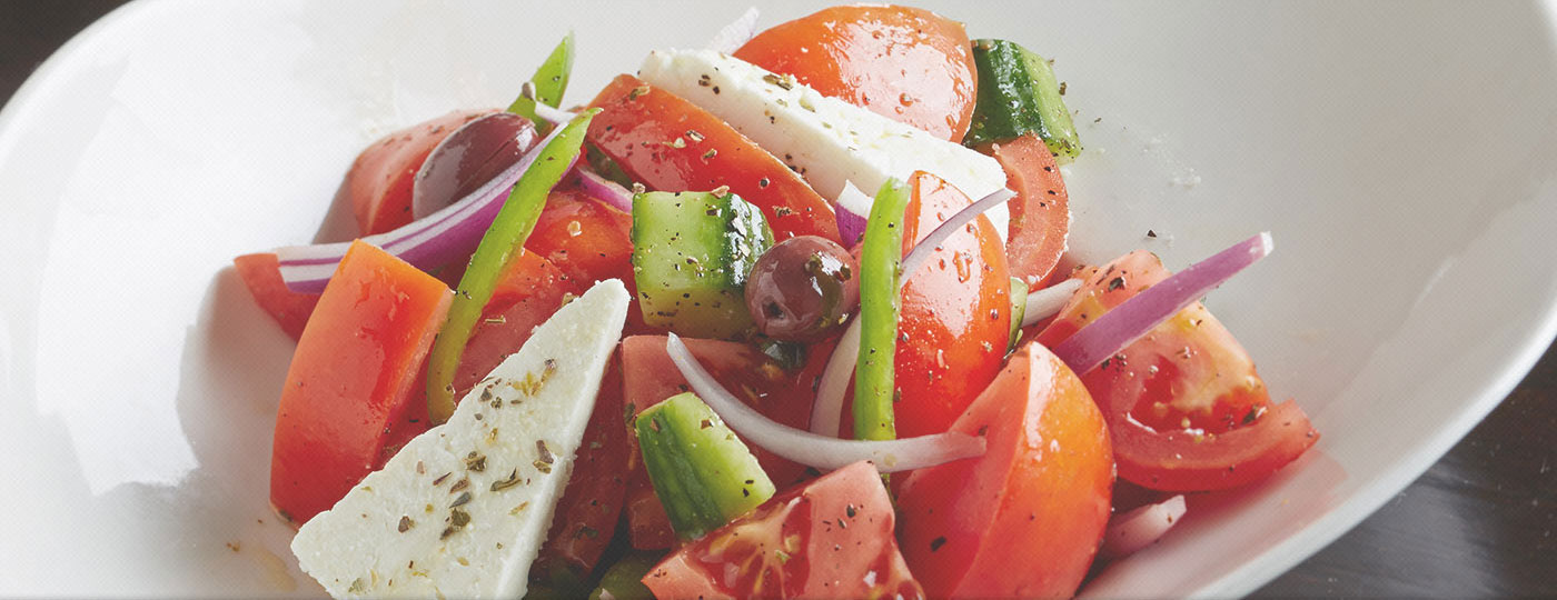 12 Islands Greek Taverna Greek Salad