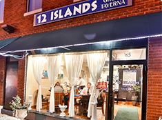 12 Islands Greek Taverna Locations NJ